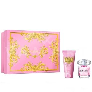 Versace Bright Crystal Eau de Toilette 30ml + Body Lotion 50ml дамски комплект