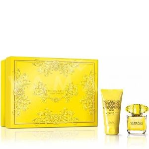 Versace Yellow Diamond Eau de Toilette 30ml + Body Lotion 50ml  дамски комплект