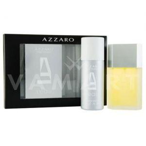 Azzaro Pour Homme L'Eau Eau de Toilette 50ml + Deodorant Spray 150ml мъжки комплект