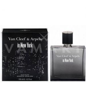 Van Cleef & Arpels In New York Eau de Toilette 125ml мъжки без опаковка