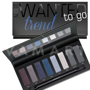 Artdeco Most Wanted Eyeshadow Palette to go Палитра сенки 8 цвята 8 trend