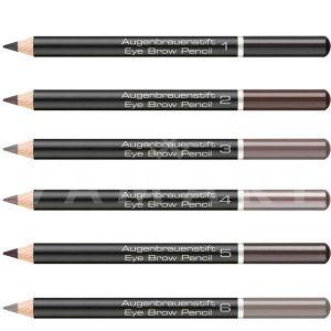 Artdeco Eye Brow Pencil Дълготраен молив за вежди 2 intensive brown