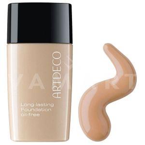 Artdeco Long-lasting Foundation oil-free Дълготраен матиращ фон дьо тен 05 fresh beige