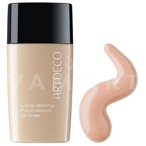 Artdeco Long-lasting Foundation oil-free Дълготраен матиращ фон дьо тен 04 light beige