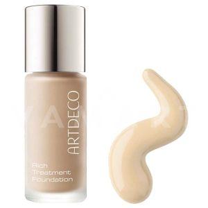 Artdeco Rich Treatment Foundation Водоустойчив фон дьо тен 10 sunny shell