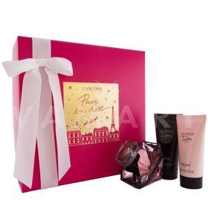 Lancome La Nuit Tresor Eau de Parfum 50ml + Body Lotion 50ml + Shower Gel 50ml дамски комплект