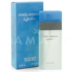 Dolce & Gabbana Light Blue Eau de Toilette 200ml дамски