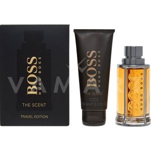 Hugo Boss Boss The Scent Eau de Toilette 100ml + Shower Gel 100ml мъжки комплект