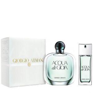 Armani Acqua di Gioia Eau de Parfum 100ml + Eau de Parfum 20ml дамски комплект