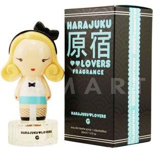 Harajuku Lovers G Eau de Toilette 100ml дамски без опаковка