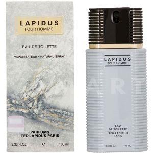 Ted Lapidus Lapidus Pour Homme Eau de Toilette 100ml мъжки