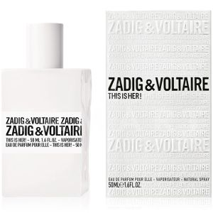 Zadig & Voltaire This is Her Eau de Parfum 100ml дамски без опаковка