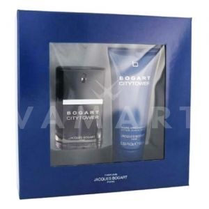 Bogart City Tower Eau de Toilette 50ml + After Shave Balm 100ml мъжки комплект