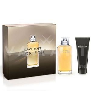Davidoff Horizon Eau de Toilette 75ml + Shower Gel 75ml мъжки комплект