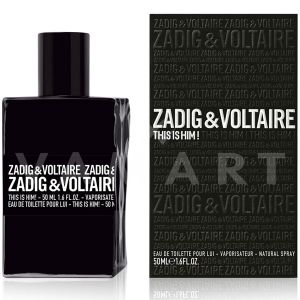 Zadig & Voltaire This is Him Eau de Toilette 30ml мъжки