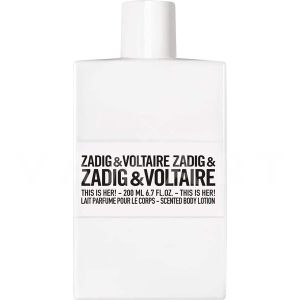 Zadig & Voltaire This is Her Body Lotion 200ml дамски