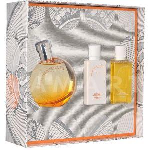 Hermes Eau des Merveilles Eau de Toilette 100ml + Body Lotion 40ml + Shower Gel 40ml дамски комплект
