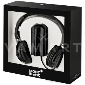 Mont Blanc Emblem Eau de Toilette 100ml + Headphone мъжки комплект