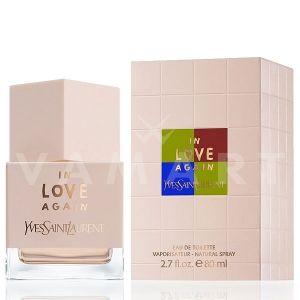 Yves Saint Laurent In Love Again Eau de Toilette 80ml дамски без опаковка