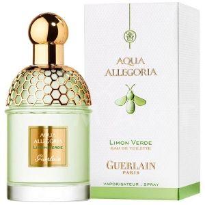 Guerlain Aqua Allegoria Limon Verde Eau de Toilette 125ml унисекс без опаковка