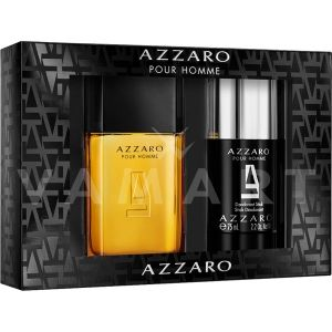 Azzaro pour Homme Eau de Toilette 50ml + Deodorant Stick 75ml мъжки комплект