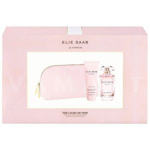 Elie Saab Le Parfum Rose Couture Eau de Toilette 50ml + Body Lotion 75ml + Несесер дамски комплект