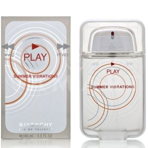 Givenchy Play Summer Vibrations Eau de Toilette 100ml мъжки без опаковка