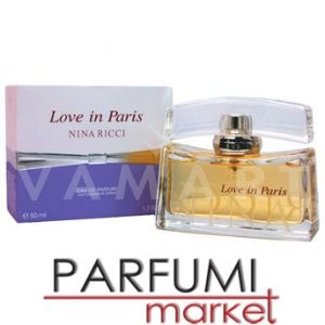 Nina Ricci Love In Paris Eau de Parfum 50ml дамски