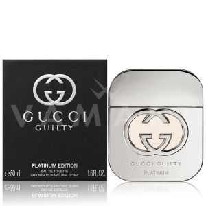 Gucci Guilty Platinum Eau de Toilette 50ml дамски