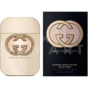 Gucci Guilty Diamond Eau de Toilette 50ml дамски без опаковка