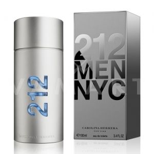 Carolina Herrera 212 Men Eau de Toilette 100ml мъжки