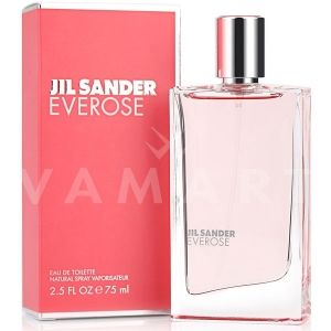 Jil Sander Everose Eau de Toilette 50ml дамски без опаковка