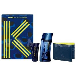 Kenzo Homme Night Eau de Toilette 100ml + Shower Gel 50ml + Портмоне мъжки комплект