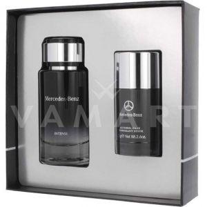 Mercedes Benz Intense Eau de Toilette 75ml + Deodorant Stick 75ml мъжки комплект