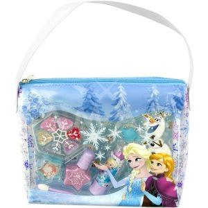 Markwins Disney Frozen Arendelle Royalty Beauty Bag Детски козметичен комплект чантичка с грим