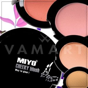 Miyo Cheeky Blush Руж 05 Love and Orange