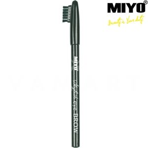 Miyo Stylish Eye Brow Молив за вежди 3 Graphit