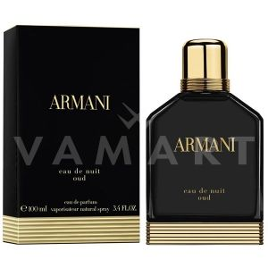 Armani Eau de Nuit Oud Eau de Parfum 100ml мъжки без опаковка