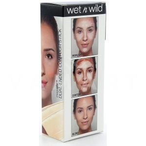 Wet n Wild MegaGlo Dual-Ended Contour Stick 7511 Light / Medium Стик за контуриране