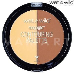 Wet n Wild MegaGlo Contouring Palette Палитра за контуриране 750 Caramel Toffee