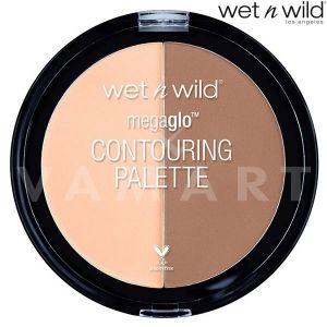 Wet n Wild MegaGlo Contouring Palette Палитра за контуриране 7491 Dulce De Leche