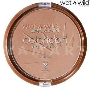 Wet n Wild Coloricon Bronzer Бронзираща пудра SPF15 739 Ticket to Brazil