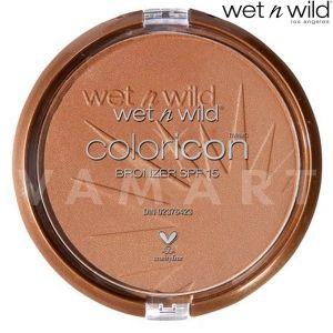 Wet n Wild Пудра бронзираща Coloricon Bronzer SPF15 740 Bikini Contest