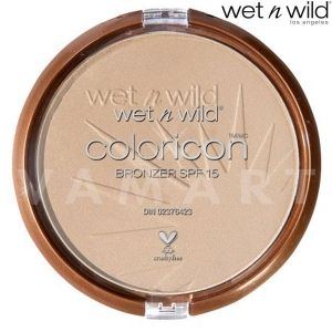 Wet n Wild Пудра бронзираща Coloricon Bronzer SPF15 7431 Reserve your Cabana