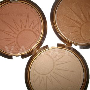 Wet n Wild Coloricon Bronzer Бронзираща пудра SPF15 7431 Reserve your Cabana