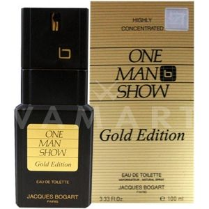 Bogart One Man Show Gold Edition Eau de Toilette 100ml мъжки без опаковка