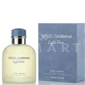 Dolce & Gabbana Light Blue Pour Homme Eau de Toilette 200ml мъжки