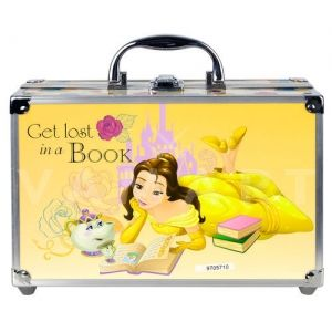 Markwins Disney Princess Belle Beautiful as a rose beauty case Детски козметичен комплект
