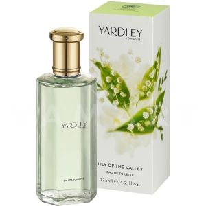 Yardley London Lily of the Valley Eau de Toilette 50ml дамски
