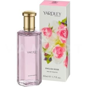 Yardley London English Rose Eau de Toilette 50ml дамски